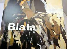 Biala Collages 1957-63 Exhibition Catalog Tibor De Nagy Gallery Art
