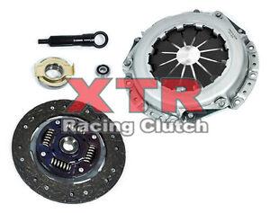 XTR RACING HD CLUTCH KIT CHEVROLET GEO TRACKER SUZUKI X-90 1.6L SIDEKICK 1.8L