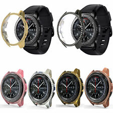 Bling Diamond Case for Samsung Galaxy Watch 42/46mm Gear S3 Frontier Cover Shell