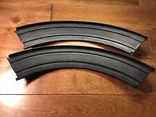 "AFX Banked Curve 12"" Radius HO Slot Car Track Sections - 70625"