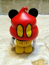 "Disney Vinylmation 3"" Bakery Series Figure Cupcake Mickey Mouse"