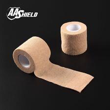 AA Shield Outdoor Camo Tape Camping Bandage Rifle Covert Adhesive/Gun TAN