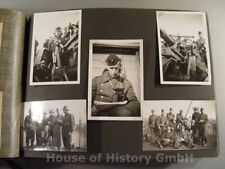 119147: Fotoalbum FLAKREGIMENT 6, 60cm Flakscheinwerfer, 2cm Flak 30