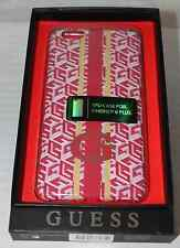 Guess G-cube Collection carcasa de TPU para iPhone 6 Plus - rojo