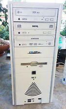 pc computer desktop Windows XPcon masterizzatore.dvd+mast.cd e lett.dvd