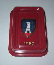 insigne Arthus Bertrand - Atlas /1er RC Régiment de Cuirassiers