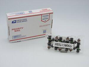 0280158005 (SET OF 6) Fuel Injectors OEM NISSAN MAXIMA ALTIMA QUEST 3.5L 03-09