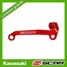 GUIDE CABLE D'EMBRAYAGE KAWASAKI KX-F KXF 450 KX450F 06-15 ROUGE SCAR