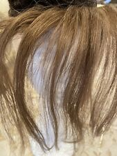 Lace Front Headband Wig Grip Band for Women Natural Hairline Color Ash Brown