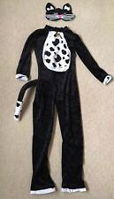 Smiffy's Kids Cat Costume Fancy Dress  7-9 Years