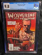 Wolverine V. 3   # 66  CGC 9.8 NM/M  1st Old Man Logan, Hulk Gang