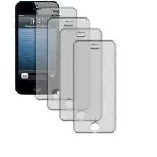 4x Anti Glare Matte Screen Protector Cover Film Guard for Apple iPhone 5
