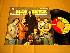 "BLUE SWEDE - DOCTOR ROCK 'N ROLL / NEVER MY LOVE  - 7"" - EMI 1C 006-35145   (10)"
