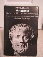 Introduction to Aristotle 2nd edition by Richard McKeon