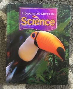 3rd GRADE Houghton Mifflin SCIENCE Student Edition Textbook Grade Level 3