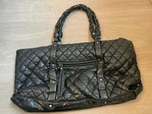 AMAZING Chanel Black Quilted Tote, Large