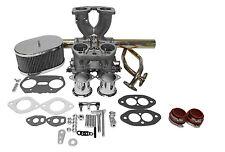 "Dual Port Single 44mm Carburetor Kit ""IDF Weber Copy"" VW Type 1 Bug"