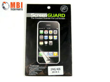 10x iPhone 4 & 4S LCD Clear Screen Protectors (Pkt 10) Front Cover Protector
