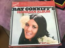 Vinyle 33T Ray Conniff  hawaiian album (a35)