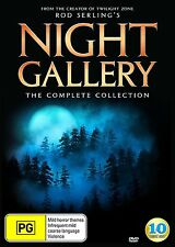 NIGHT GALLERY Season 1 2 3 (Region 1) DVD The Complete Series 1-3 Collection