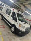 """2020 Ford Transit-250  2020 Ford Transit Ambulance Demo Vehicle """"NEW"""" Partially converted."""