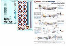Transferts pour DEWOITINE D-520, Armée de l'Air - CONTACT RESINE 1/32 n° 32001