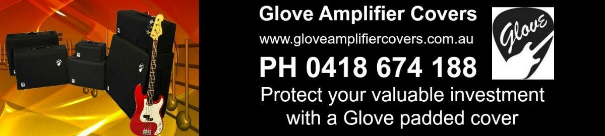 GLOVE AMPLIFIER COVERS