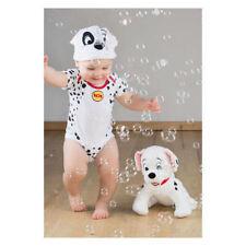 Disfraces de bebé color principal blanco de poliéster