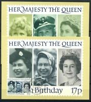 Großbritannien 1986 Mi. 1064-1067 Maximumkarte 100% Maximale Königin Elisabeth
