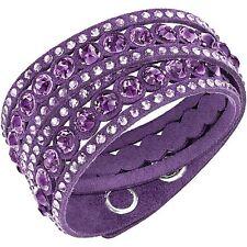Swarovski Donna-braccialetto rodiato Lilla 36 cm - 5201123