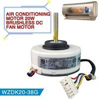 20W Air Conditioning Motor WZDK20-38G-1 WZDK20-38G Brushless DC Fan Motor