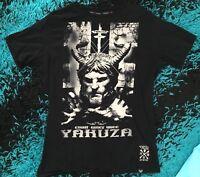 Yakuza T-Shirts Farbe: schwarz Gr. XXL