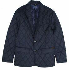 Polo Ralph Lauren Men's Quilted Notch Lapel Sport Coat Navy Size XS Nwt