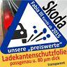 Skoda Fabia III/3 Kombi Lackschutzfolie Ladekantenschutz Folie Auto Schutzfolie