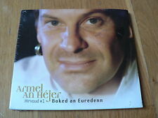 Armel An Héjer - Boked an Euredenn - Hirvoud #1 - CD Digipack NEUF SEALED