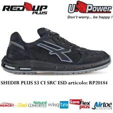 UPOWER SCARPE ANTINFORTUNISTICA SHEDIR PLUS S3 CI SRC ESD U-POWER Red Up Plus