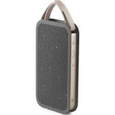 Bang & Olufsen Beoplay A2 Active Portable Bluetooth Speaker – Charcoal Sand