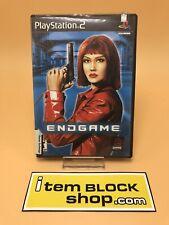 Endgame (Complete CIB Guncon Game) - Playstation 2 (PS2)