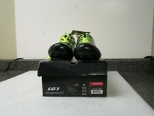 Louis Garneau Men's L.A. 84 Bike Shoes Black US 12.5 EU 46 UK 11.5 - New in Box