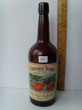 """Antique """"Bath N.Y."""" Labeled """"Lake Keuka Vintage Co"""" Wine Bottle 11"""" ~1906 44/47"""