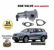 FOR HYUNDAI SANTA FE 2.2 CRDi 2006-2010 NEW EGR EXHAUST GAS VALVE 28410-27410
