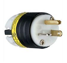 Pass & Seymour PS5366-XGCM Ground Continuity Monitoring Plug, 20A, 125V, 5-20P