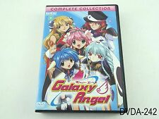 Galaxy Angel - The Complete Collection (DVD, 2006, 6-Disc Set) Used US Bandai R1