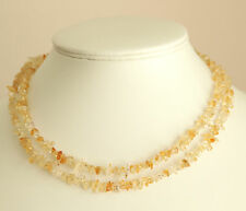 Citrine Silver Plated Fine Necklaces & Pendants