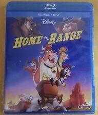 Home on the Range (Blu-ray Disc, 2012, 2-Disc Set)
