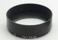 Carl Zeiss 50 1,4  Metal Hood GOOD CONDITION MOLTO BELLO