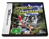 Tropical Lost Island DS 2DS 3DS Game *Complete*