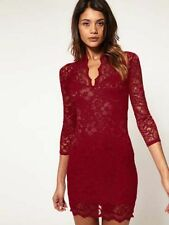 ASOS V-Neck 3/4 Sleeve Dresses for Women