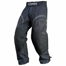 Gi Sportz Competition Glide Pants Black - X-Large - Paintball