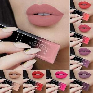 Pudaier Long Lasting Liquid Lipstick Waterproof Matte Velvet Lip Gloss Make up